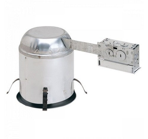 "NORA Lighting NHRIC-6LMRAT 6"" IC Air Tight Remodel Housing 120V - BuyRite Electric"