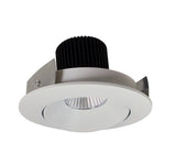"NORA Lighting NIO-4RC 4"" Iolite, Square Adjustable Cone Reflector With 1000lm - BuyRite Electric"