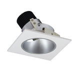 "NORA Lighting NIO-4SD 4"" Iolite, Square Deep Cone 35º Adjustable Reflector (2"" Regressed) - BuyRite Electric"