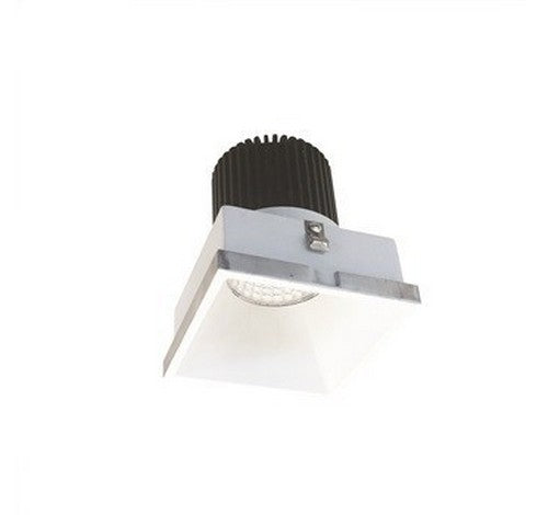 "NORA Lighting NIO-4STLNDC 4"" Iolite, Square Trimless Deep Regressed Cone Non-Adjustable Open Reflector - BuyRite Electric"