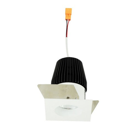 "NORA Lighting NIOB-1SNG 1"" Iolite Square Straight Regress Non-Adjustable BWF Trim With Finishes - BuyRite Electric"