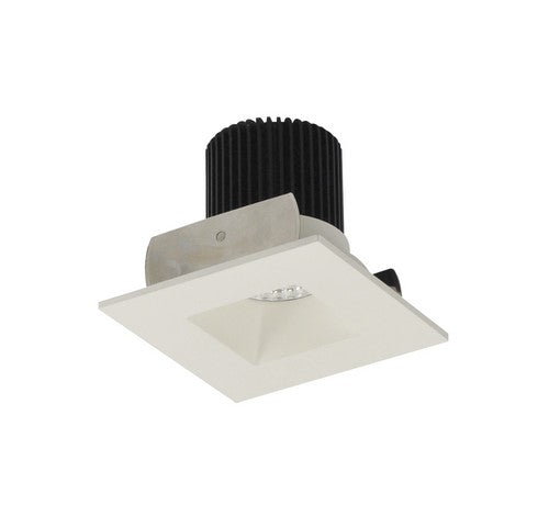 "NORA Lighting NIOB-2SNB 2"" iolite Square Bullnose Regress Non-Adjustable Trim With 1000lm - BuyRite Electric"
