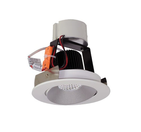 "NORA Lighting NIR-4RC 4"" Iolite Retrofit, Round Adjustable Cone Reflector - BuyRite Electric"