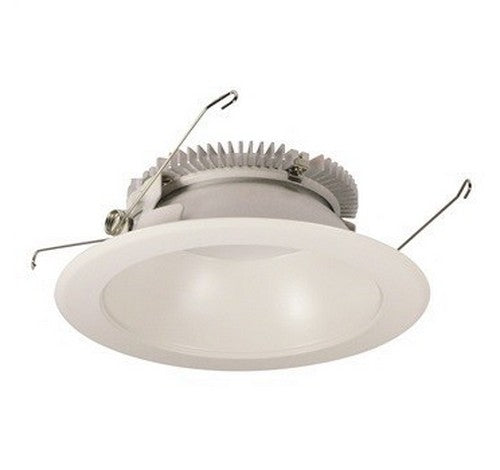 "NORA Lighting NLCB-65215 6"" Cobalt 21W High Lumen (1500lm) Round Baffle - BuyRite Electric"