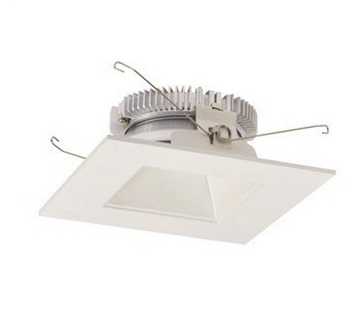"NORA Lighting NLCB-65615 6"" Cobalt 21W High Lumen (1500lm) Square Reflector With Square Aperture - BuyRite Electric"
