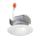 "NORA Lighting NLCBC2-451 12W LED Lumens (750lm) 4"" Cobalt Click Retrofit Round Reflector 120V - BuyRite Electric"