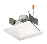 "NORA Lighting NLCBC2-556 5"" Cobalt Click Retrofit Square Reflector With Square Aperture 750lm - BuyRite Electric"