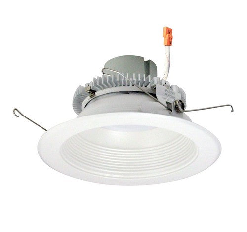 "NORA Lighting NLCBC2-652 6"" Cobalt Click Retrofit Round Baffle 750lm - BuyRite Electric"