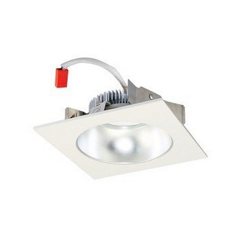 "NORA Lighting NLCBS-453 4"" Cobalt Shallow Square Reflector With Round Aperture - BuyRite Electric"