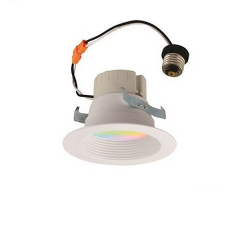 "NORA Lighting NLPR-56 5 / 6"" PRISM Smart LED RGBW Retrofit Downlight - BuyRite Electric"