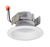 "NORA Lighting NOX-431 14.5W 4"" Onyx Round LED Reflector 900lm"