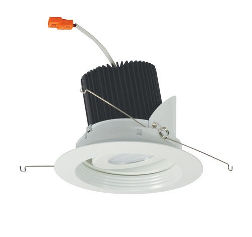 "Nora Lighting NRM2-617 30W 6"" Marquise II COB Adjustable Regressed Baffle 2500lm - BuyRite Electric"