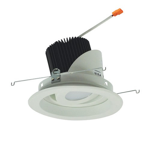 "Nora Lighting NRM2-619 15W 6"" Marquise II COB Adjustable Regressed Reflector 900lm - BuyRite Electric"