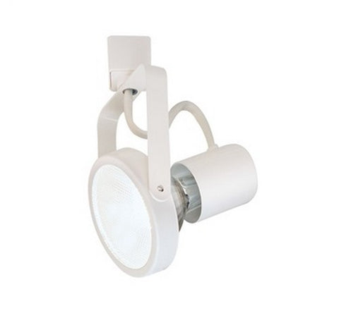 Nora Lighting NTH-107 PAR30 Rear Loading White Gimbal Ring - BuyRite Electric