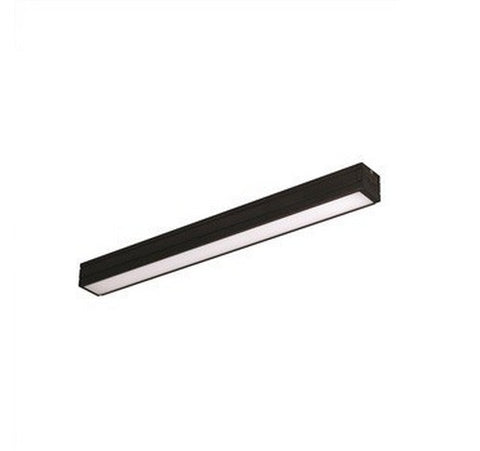"NORA Lighting NUD-6824 24"" Bravo FROST LED Linear - BuyRite Electric"