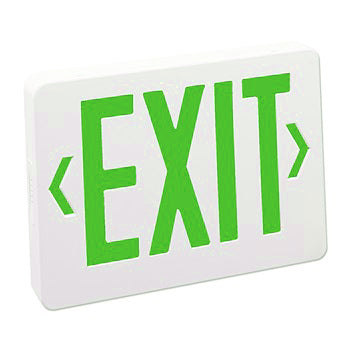 Nora Lighting NX-504-LED Universal Exit Sign LED Emergency light AC only - BuyRite Electric