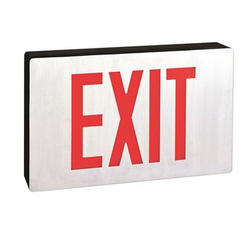 Nora Lighting NX-605-LED Die-Cast Aluminum LED Exit Sign with Battery Back-up - BuyRite Electric
