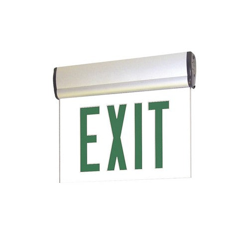 Nora Lighting NX-811-LED Surface Adjustable LED Edge-Lit Exit Sign 2-Circuit - BuyRite Electric