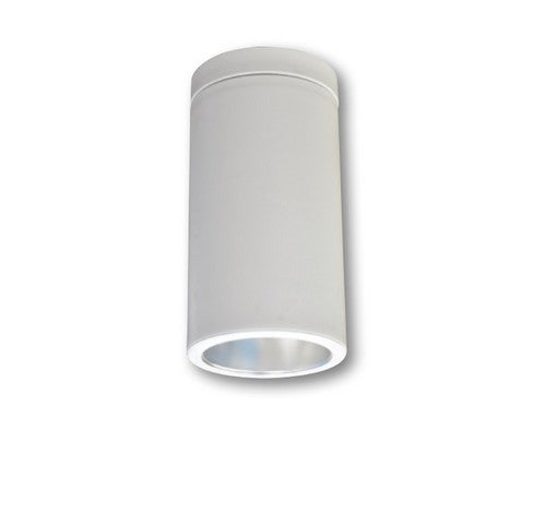 Nora Lighting NYLD-6S91 16W 6 Inch Cobalt Cylinder LED Surface Light Reflector 1000lm - BuyRite Electric