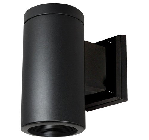 Nora Lighting NYLD-6W22 12W 6 Inch Cobalt Cylinder LED Wall Mount Light Baffle 750lm