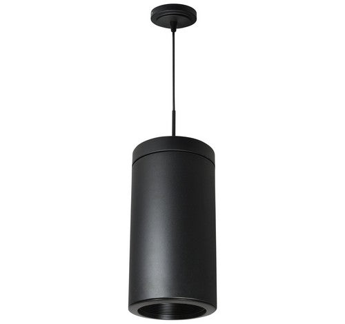 Nora Lighting NYLI-6P 6 Inch Medium Base Incandescent LED Pendant Light Cylinder