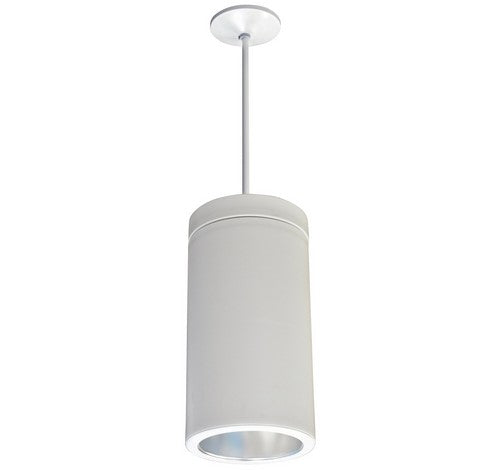 Nora Lighting NYLI-6P 6 Inch Medium Base Incandescent LED Pendant Light Cylinder - BuyRite Electric
