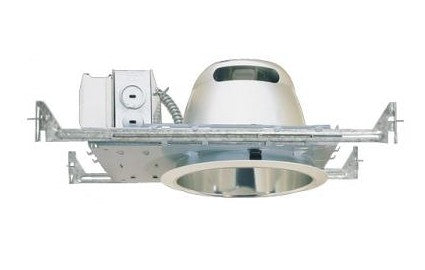 ELCO Lighting ELHF7132E 7 Inch CFL Horizontal Downlight with Plaster Frame 32W 120/277V
