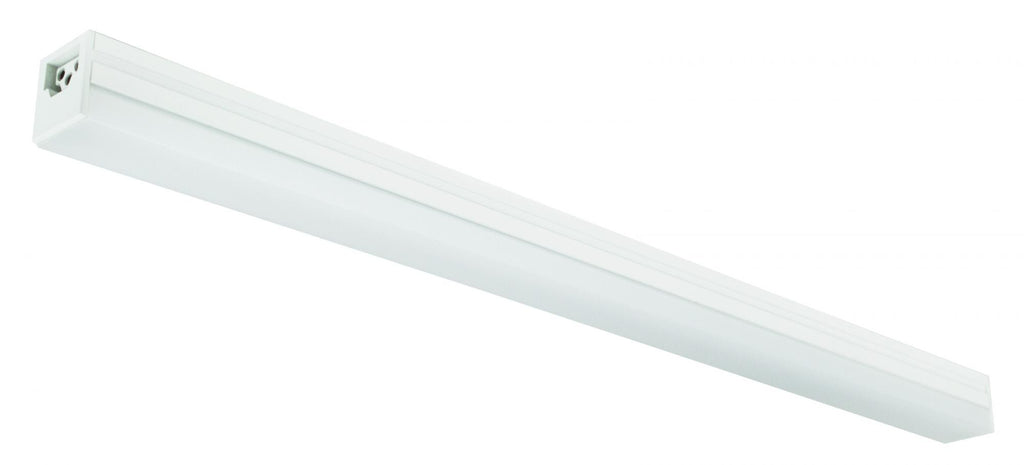 ELCO Lighting EUD3230W SAGE LED Undercabinet Lightbar 12 Inch 5W 3000K 300 lm 120V White Finish