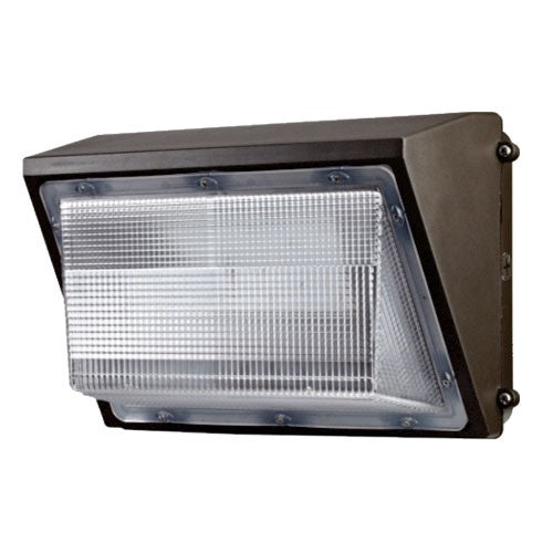 ELCO Lighting EWP45M40LED Medium Wall Packs 45W 4000K 5200 lm 120/277V Dark Bronze Finish | BuyRite Electric