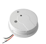 Kidde P12040 Hardwired Interconnect Photoelectric Smoke Alarm with Hush™ 120V AC / DC - BuyRite Electric