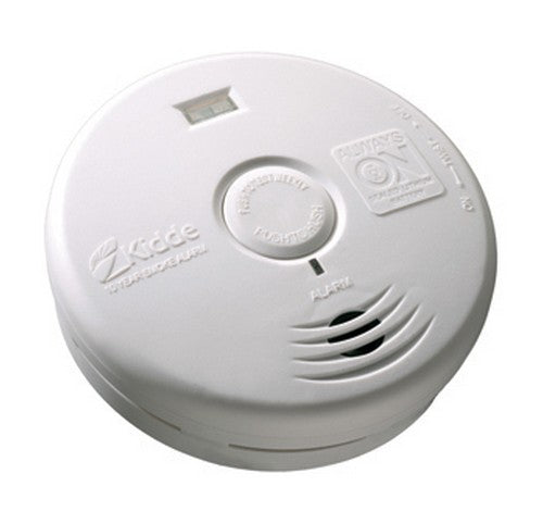 P3010H Worry-Free Hallway Sealed Lithium Battery Power Smoke Alarm - BuyRite Electric