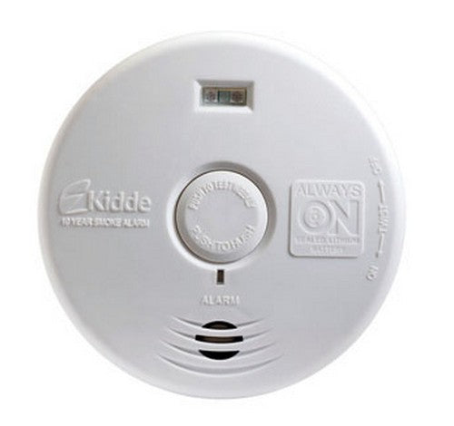 P3010H Lithium Battery Power Smoke Alarm - BuyRite Electric