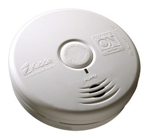 Kidde P3010K-CO Worry-Free Kitchen Sealed Lithium Battery Power Smoke/CO Alarm - BuyRite Electric