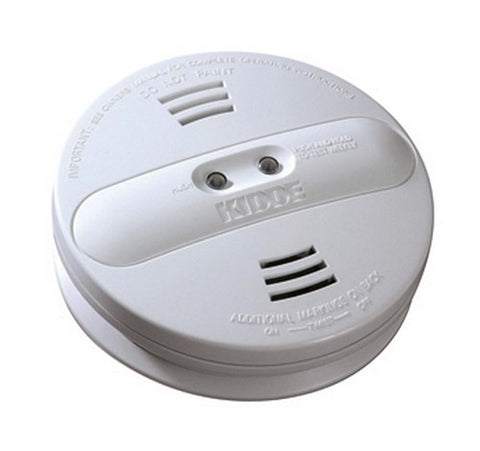 Kidde PI9010 Dual Sensor Battery Operated Smoke Alarm 9V - BuyRite Electric