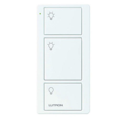 Lutron PJ2-3B-XXX-L01 Pico Wireless Control WH - BuyRite Electric