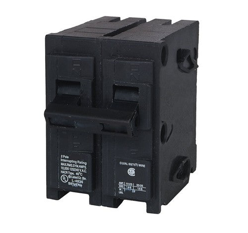 Siemens Q2110 110-Amp Two Pole Type QP 10-Kaic Circuit Breaker - BuyRite Electric
