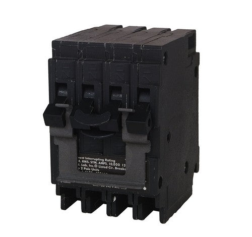 Siemens Q21540CT One 40-Amp Two Pole and Two 15-Amp Single Pole Standard Breaker - BuyRite Electric