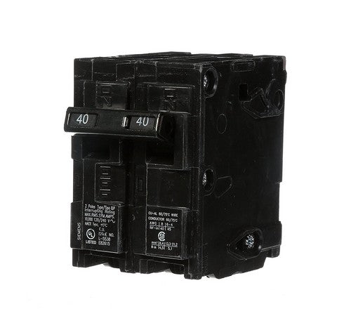 Siemens Q240 40-Amp Two Pole Type QP Circuit Breaker - BuyRite Electric