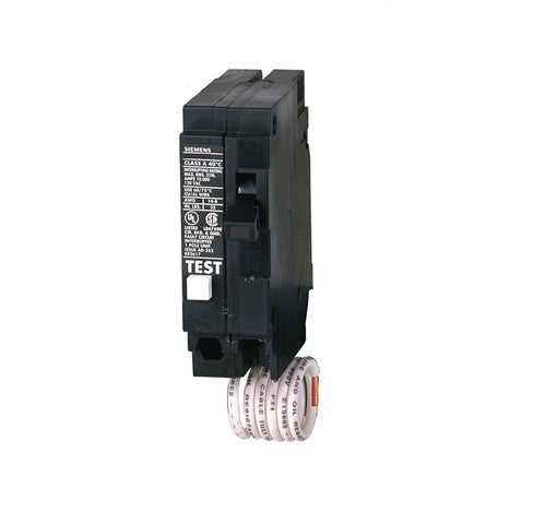 Siemens QE130 30-Amp Single-Pole with GFCI Circuit Breaker 120V- BuyRite Electric