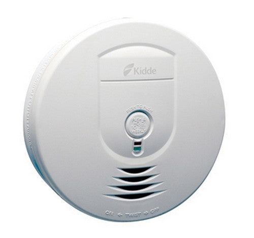 Kidde RF-SM-DC Battery Operated Wireless Interconnect Smoke Alarm 120V DC - BuyRite Electric