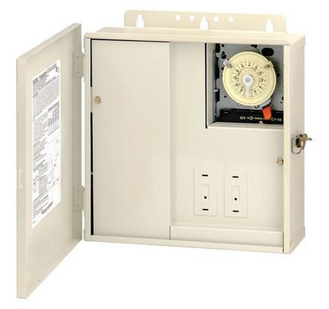 Intermatic T10004RT3 Control System With Transformer and 300 W Power Center With T104m Mechanism - BuyRite Electric