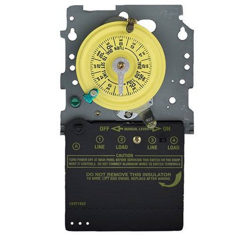 Intermatic T101M 24-hour Mechanical Time Switch - Mechanism Only - BuyRite Electric