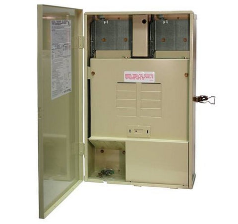 Intermatic T40000R4 125 A Load Center With Compartment for Optional Wiring Devices - BuyRite Electric