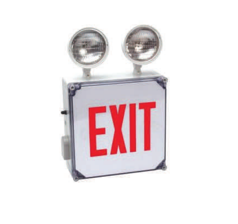 LED Exit & Emergency Signs