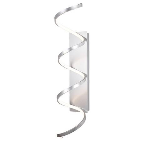 Kuzco Lighting WS93736-XX Synergy LED Wall Sconce Antique Silver Light 120V - BuyRite Electric