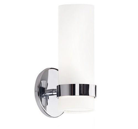 Kuzco Lighting WS9809-XX Milano Wall Chrome Light 120V - BuyRite Electric