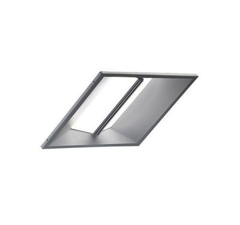 CREE CR22-20L-KK-S 22-CC 22W 2'x2' Architectural LED Troffer Step Dimming with Optional Surface Mount Kit - BuyRite Electric