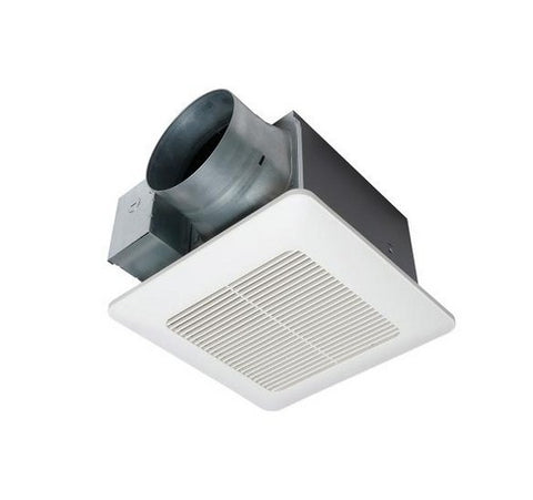 Panasonic WhisperCeiling® DC™ SmartFlow™, 110-130-150 - BuyRite Electric