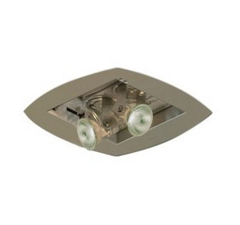 Lithonia Lighting VELS1250 Single-Door Concealed Emergency Lighting Unit - 50W, 12V MR11 120V-277V
