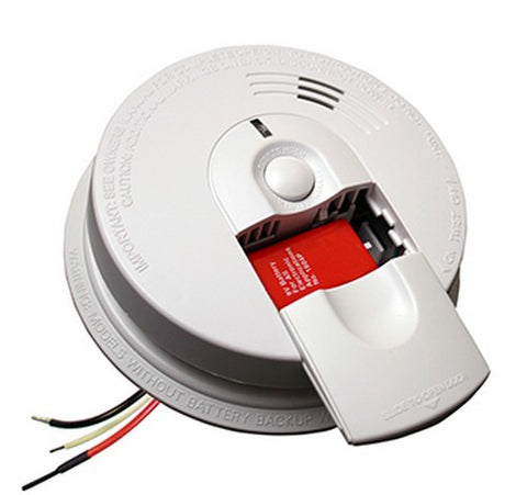 Kidde i5000 Firex Wire-in Smoke Alarm 120V AC - BuyRite Electric